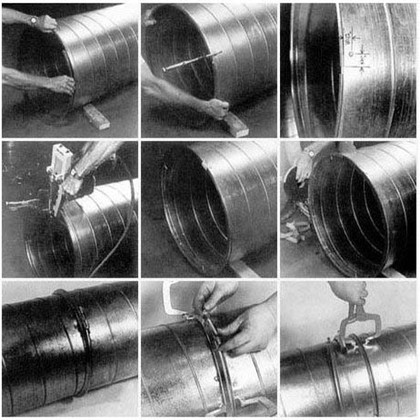 round-duct-assembling