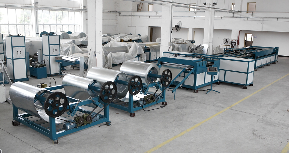 duct making equipment