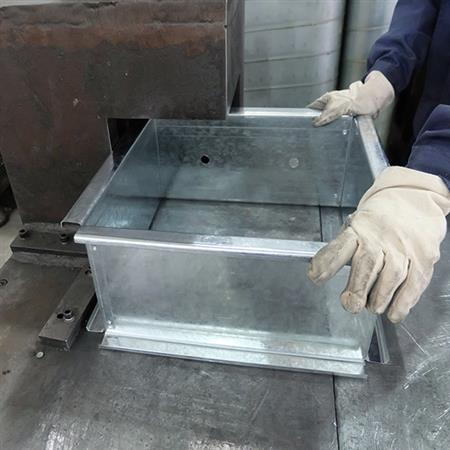 Fire Damper Fasten Table