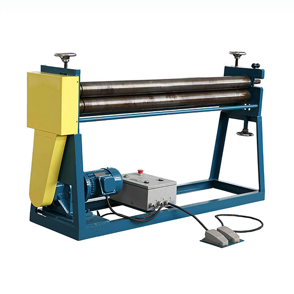 3-Roller Bending Machine