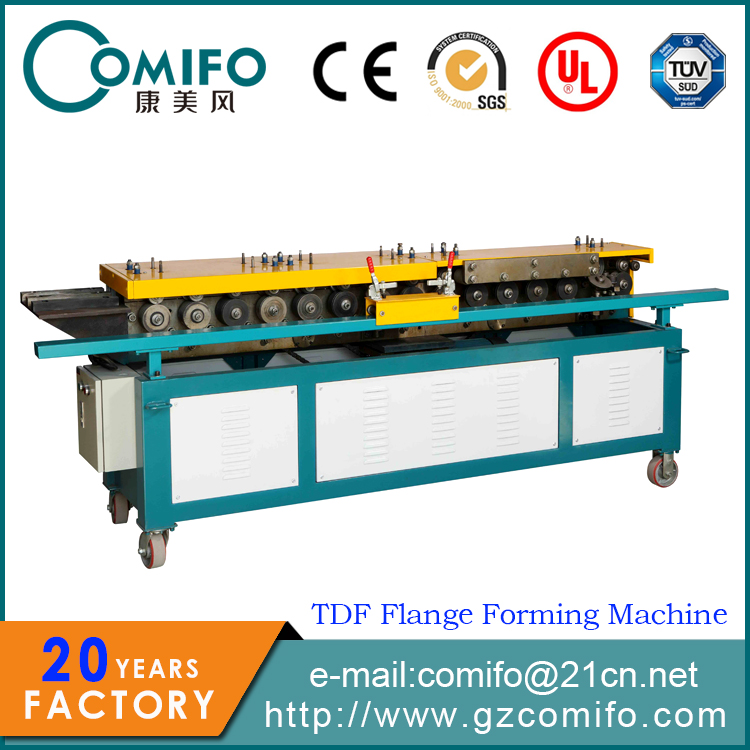 Flange Forming Machine
